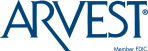 Arvest-FDIC-Blue logo