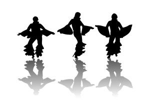 Mama Mia Dancers